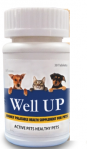 Vetina Well Up Health Supplement For Dogs & Cats