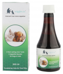 Wiggles Liver Tonic & Appetizer For Dogs & Cats